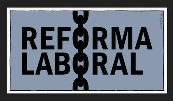 Borrador #ReformaLaboral