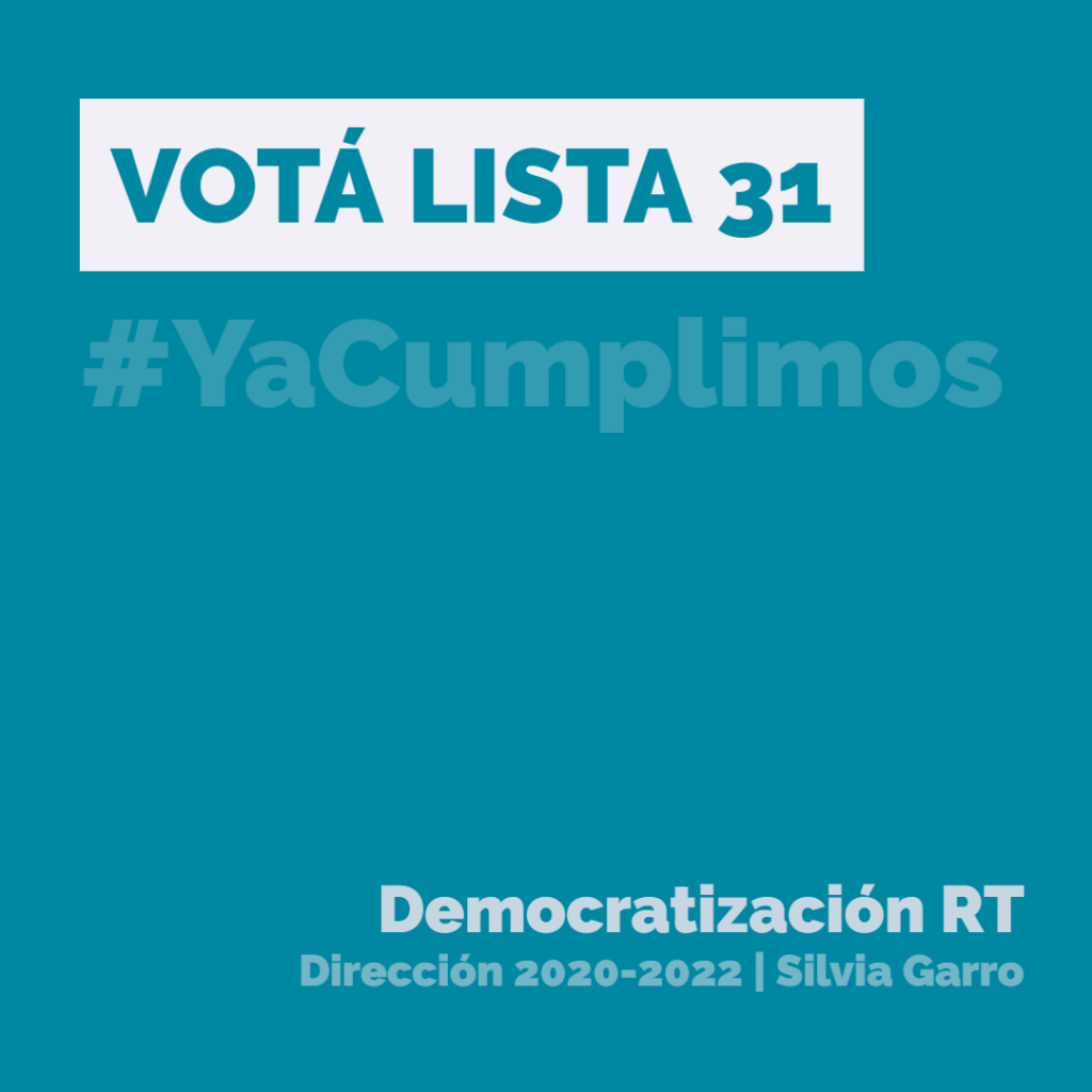 📽 Video – #YaCumplimos – 10 Años DRT